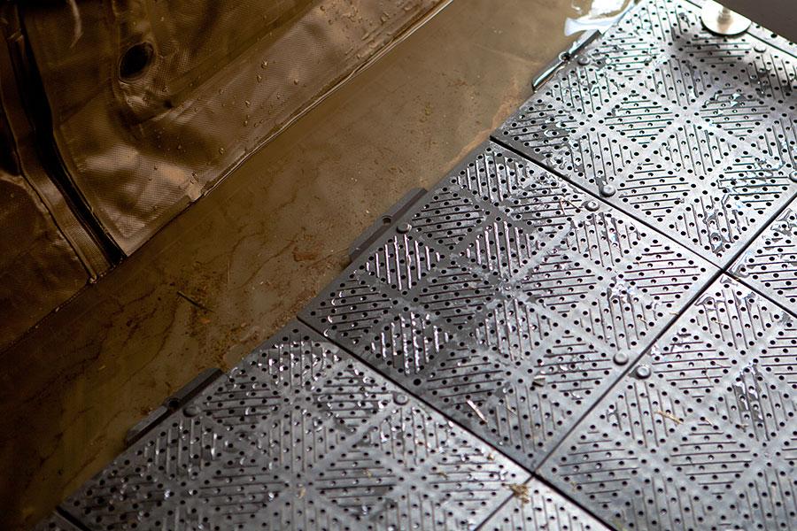 Bodenplatten Kunststoff Fur Vorzelt Oder Als Zeltboden